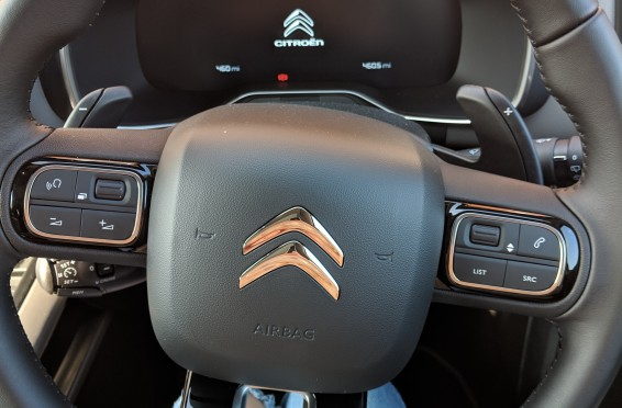 Citroen C5 Aircross wheel